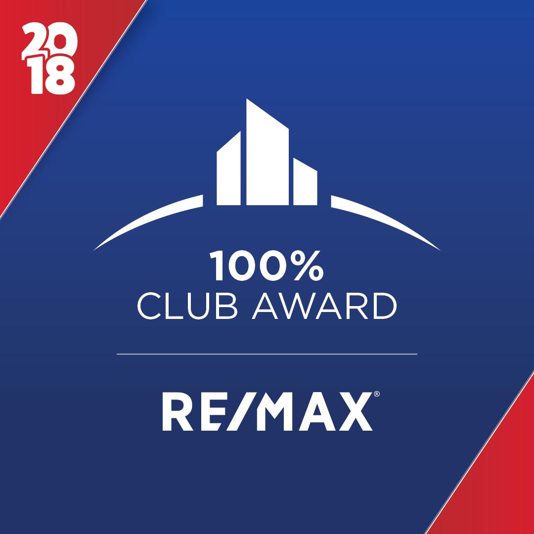 RE/MAX 100% Club image