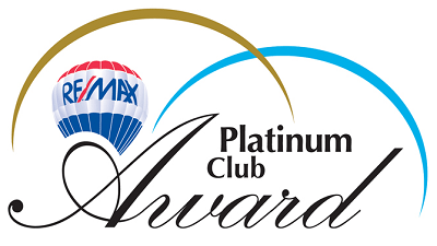 2019 REMAX PLATINUM AWARD image