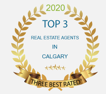 This award was given to us for being one of the Top 3 best rated Real Estate Agents in the Calgary area. Please be sure to take a look at our reviews and see for yourself. Thank you. Ben image