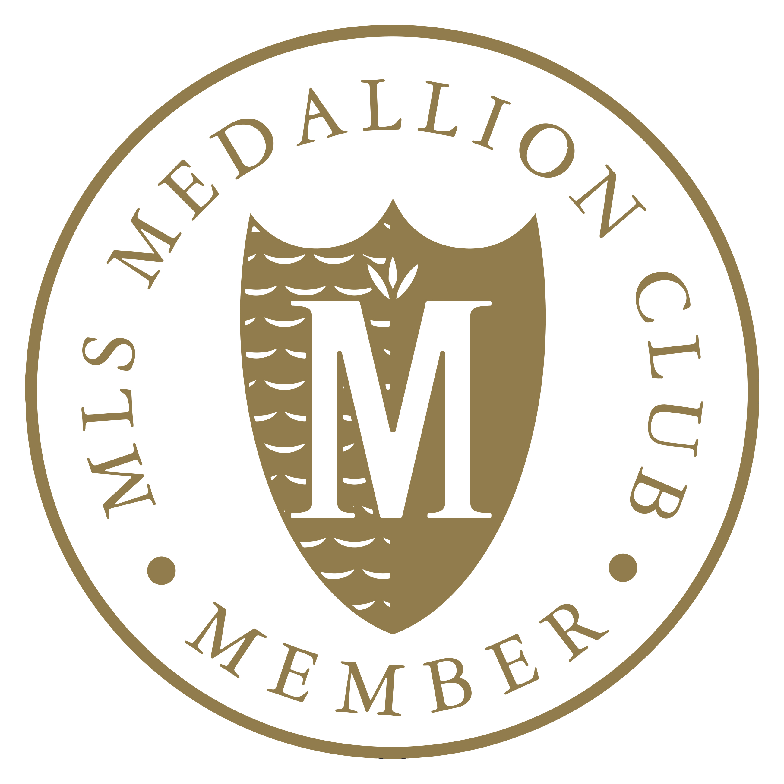 Gold Master Medallion Club (11 years) image