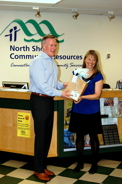 NORTH SHORE COMMUNITY SPIRIT AWARD<br />