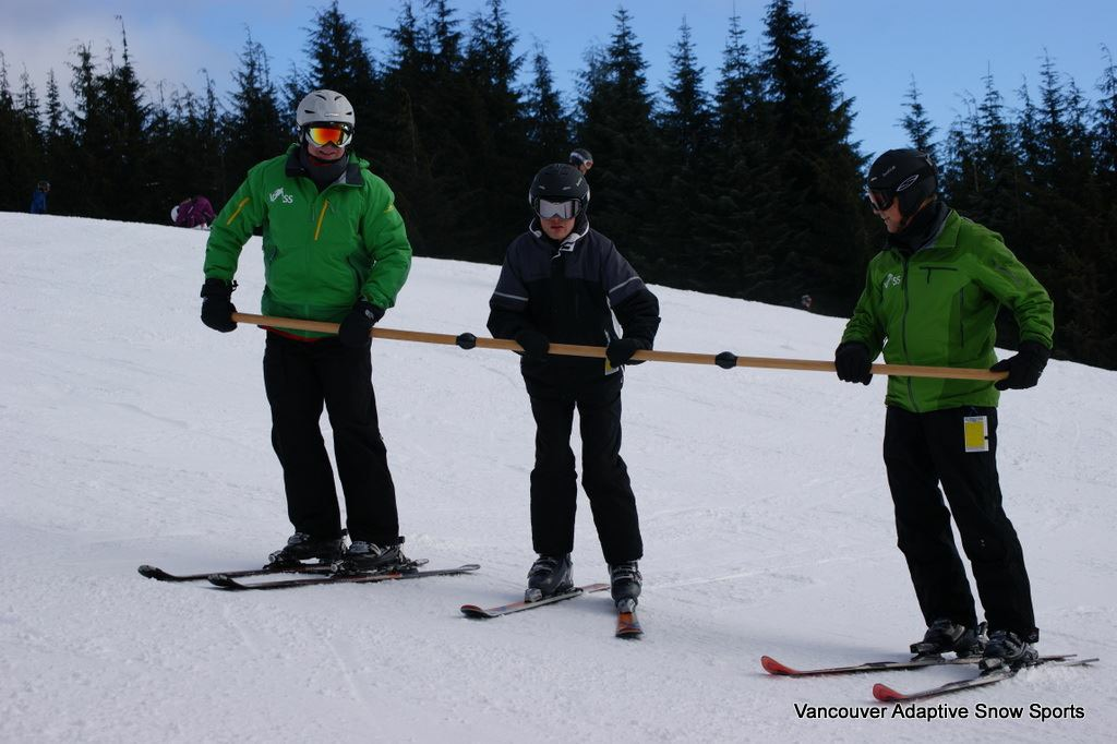 Vancouver Adaptive Snow Sports volunteer image