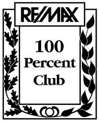 Re/Max 100% Award
