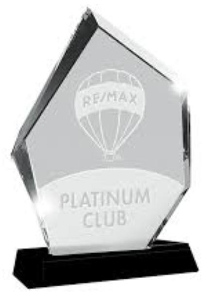 Platinum Club - 2018, 2019