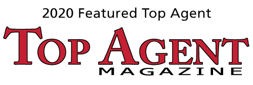 Top Agent Magazine Featured Agent December 2020 image