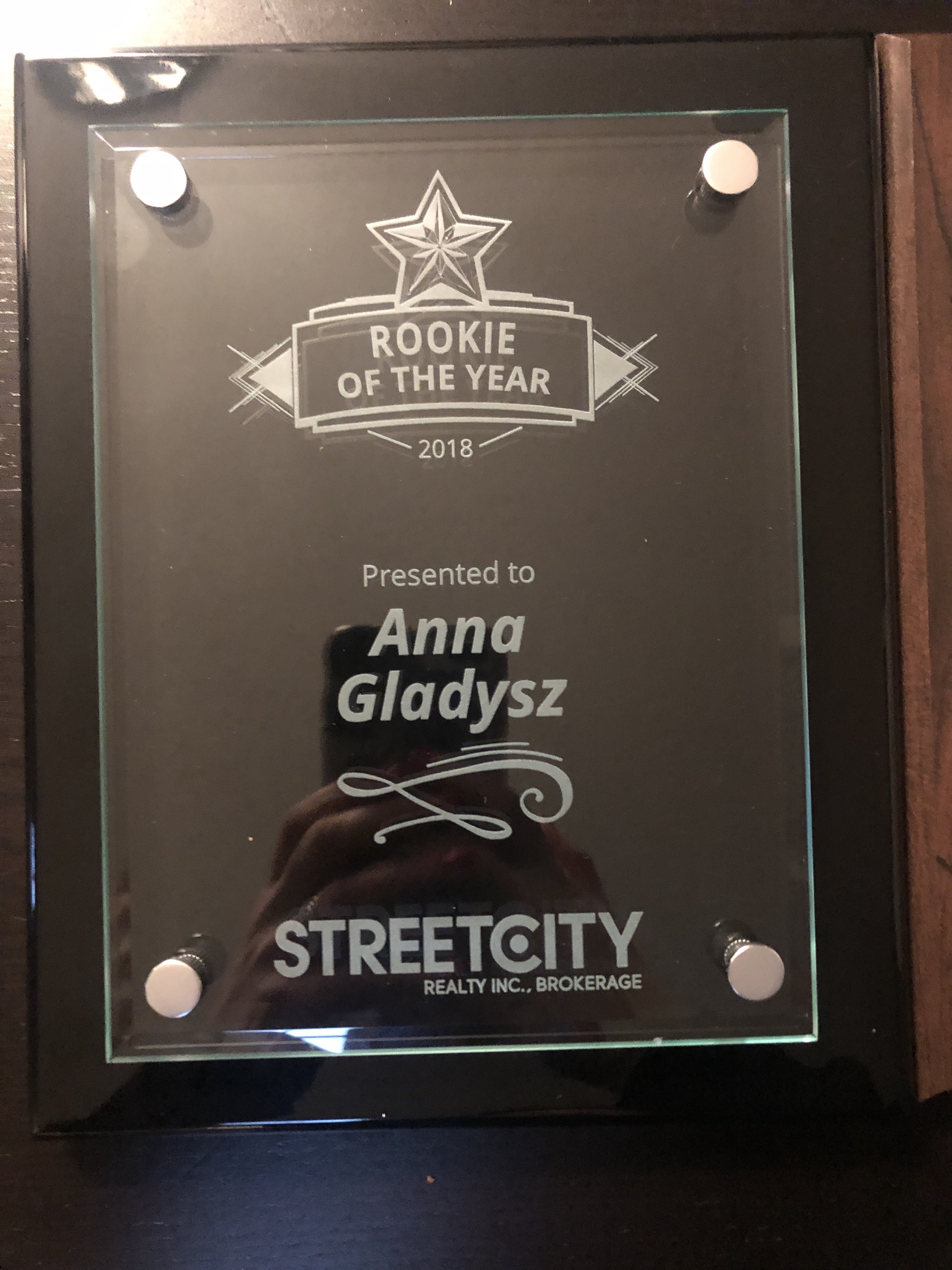 Rookie of the Year 2018 image