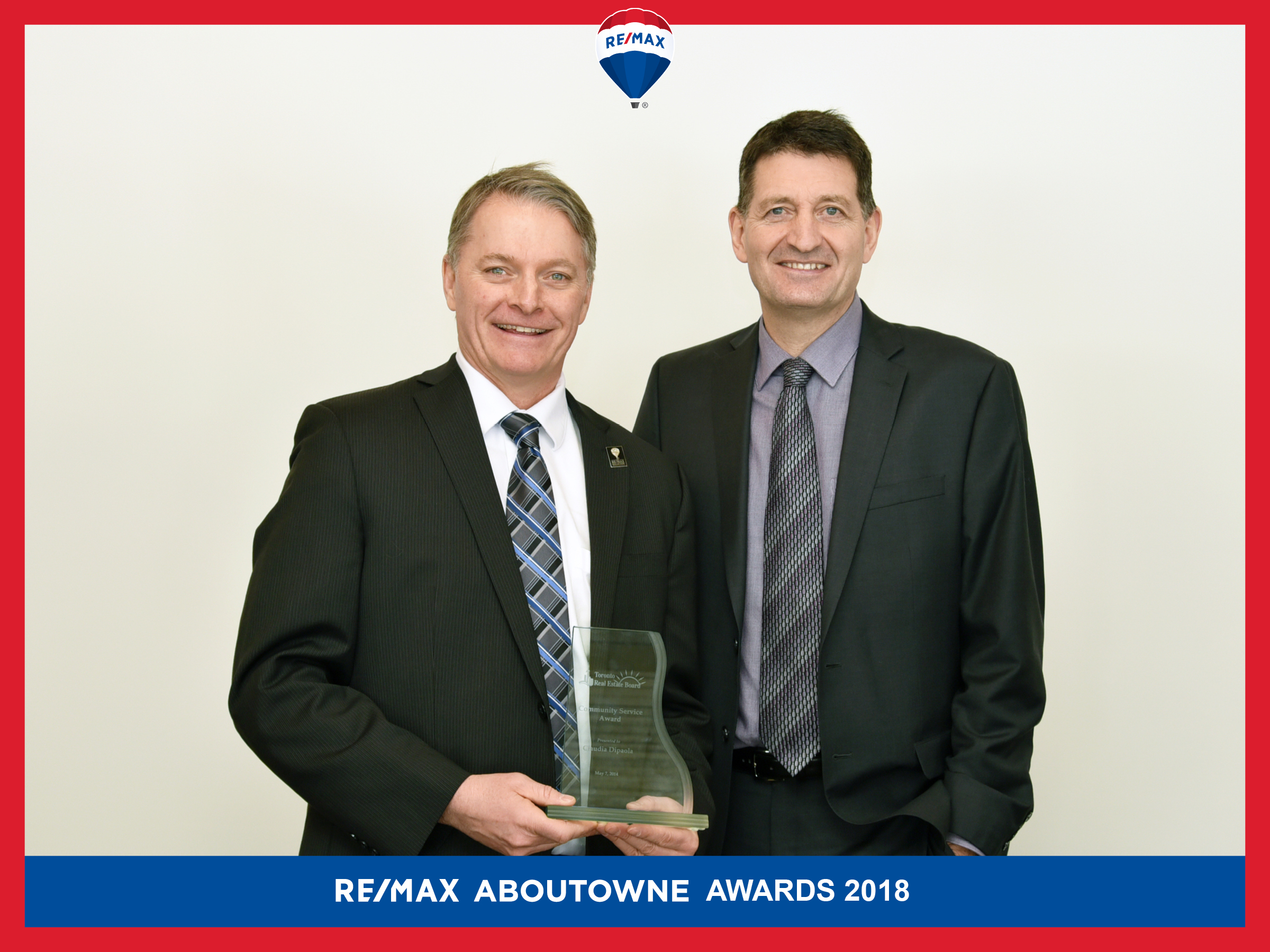 Re/max Hall of Fame Award, 2018 image