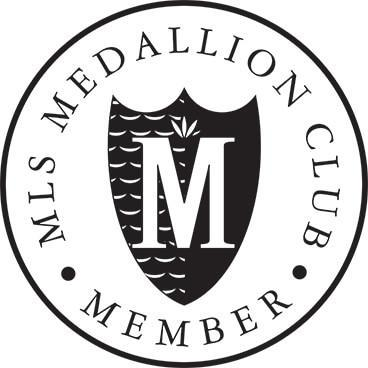The Medallion Award is given to the Top 10% of Vancouver Agents. image