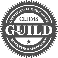 Recognized as an achievement in luxury markets around the world, the Million Dollar GUILD™ recognition assures high-net-worth-individuals that real estate professionals who have achieved GUILD status are remarkably knowledgeable, experienced, and have the unique skills necessary to meet and exceed expectations for today's most discerning luxury buyers and sellers. Luxury real estate professionals achieve GUILD recognition after having completed the luxury home sales and marketing training, becoming an Institute Member, earning the Certified Luxury Home Marketing Specialist™ designation, and have documented performance in the million dollar and above residential market. image