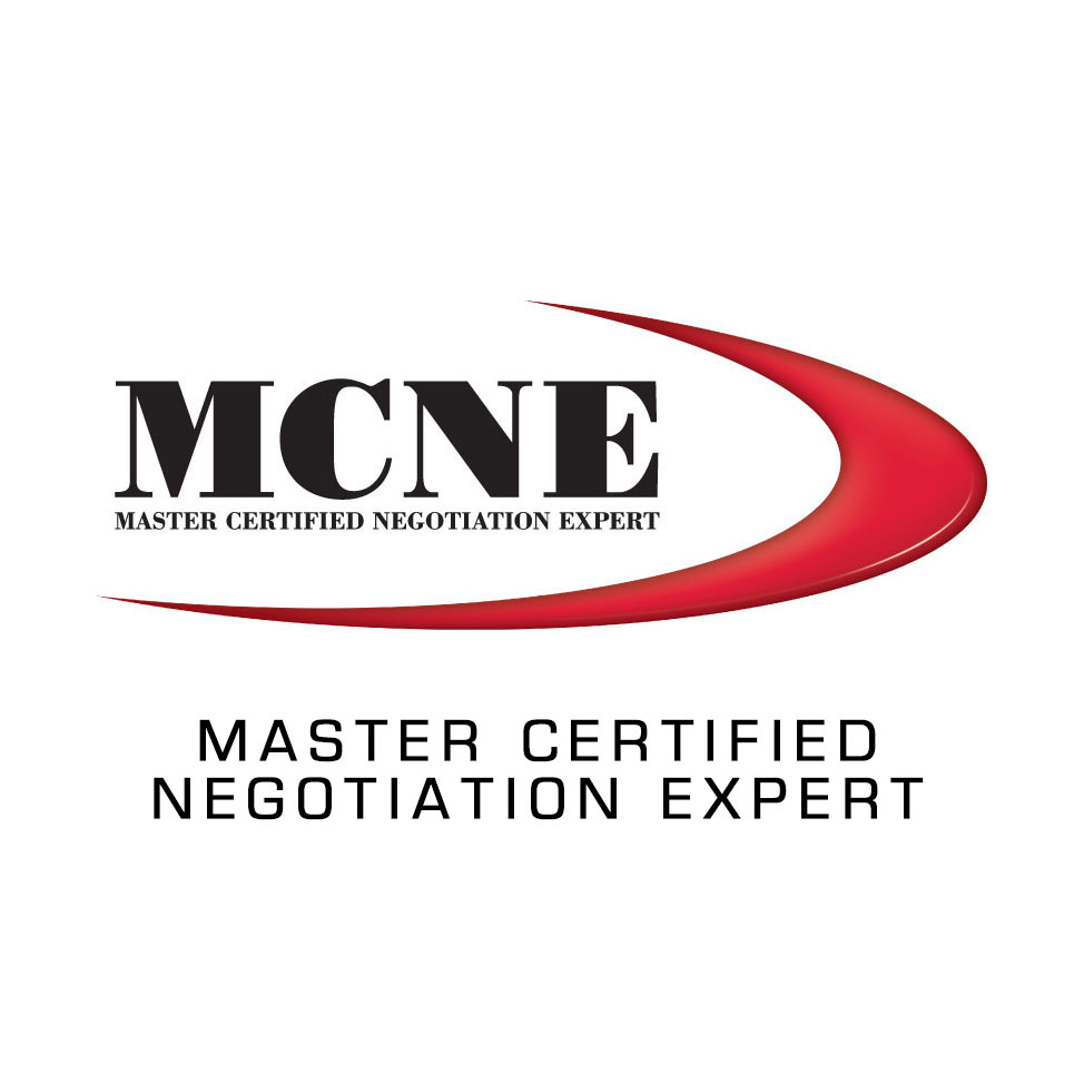 Accredited Master Certified Negotiation Expert image