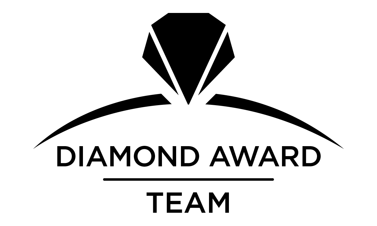 Re/Max Diamond Team Award 2020, 2019, 2018, 2017, 2016 - highest sales level achievement awarded by Re/Max International! image