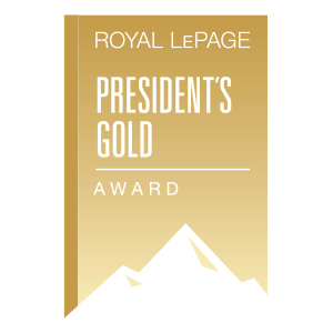 President's Gold Award<br /> Represents the top 6th-10th percentile of a sales representative's marketplace. Qualifying amounts vary from region to region and is based on gross, closed and collected income. <br /> Recipient in :2013, 2017, 2018,2019,2020 image
