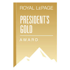 President's Gold Award*<br />