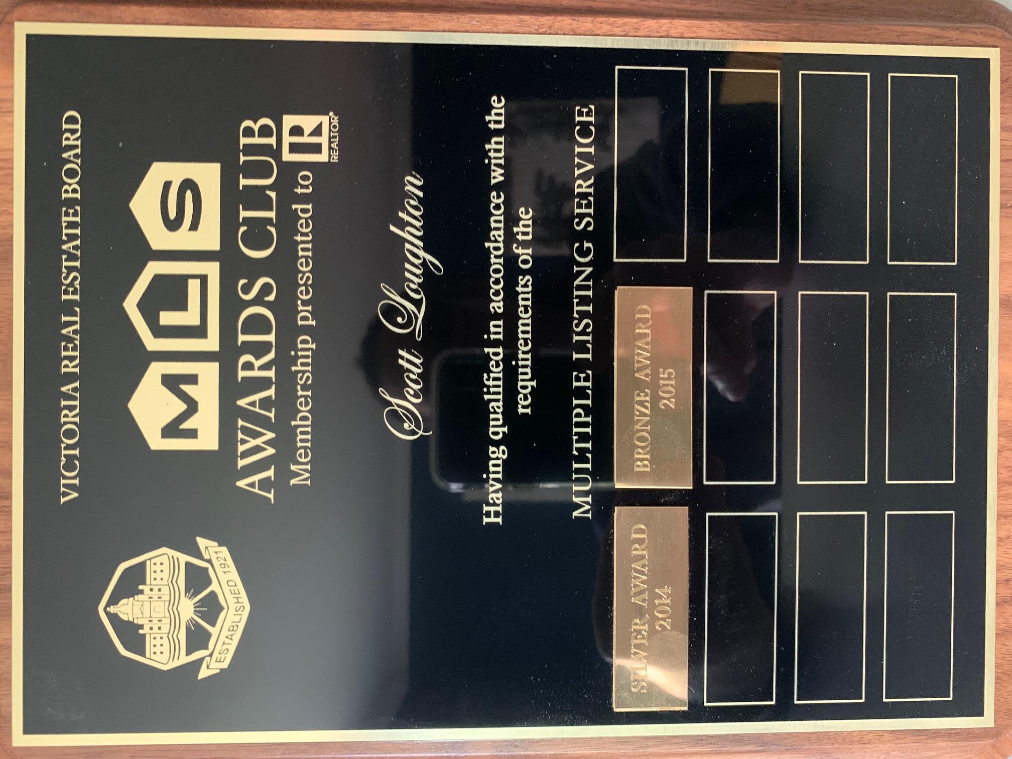 MLS Awards
