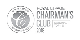 Royal LePage Chairman's Club 2019 - National Top 1% and National Top 50 image