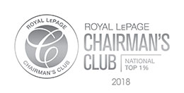 Royal LePage Chairman's Club 2018 - National Top 1% image